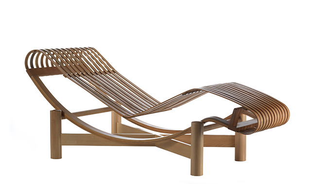 CASSINA - Tokyo Outdoor - Charlotte Perriand_side